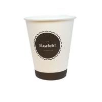 Թղթե բաժակ el.cafeh