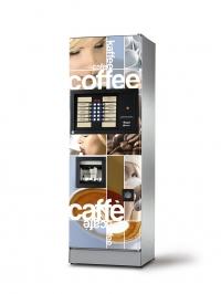 Vending machine Necta Venezia Collage